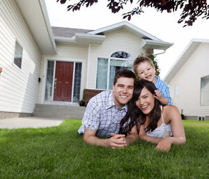 BUY YOUR HOME, NO BANK QUALIFYING