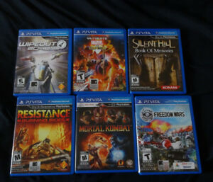 Playstation Vita Games For Sale