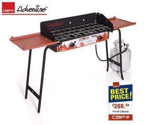 NEW Camp Chef Stove, BBQ's & Fire Pits