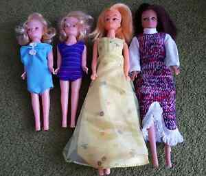 Vintage Barbie and Dolls and Accessories