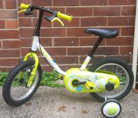 Kids bike age 3-5