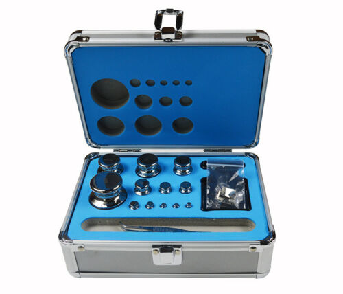 Multiple Models Lab Equipment Stainless Steel Calibration Balance Weight Kit