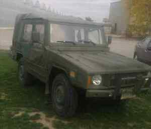 ILTIS 1985 military vehicle awesome family atv or daily driver