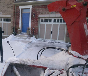 Residential snow removal services Kitchener / Waterloo Kitchener Area image 2