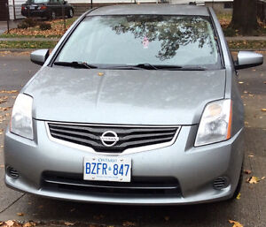 2010 Nissan Sentra 2.0 Sedan certified , E-tested & Winter tires
