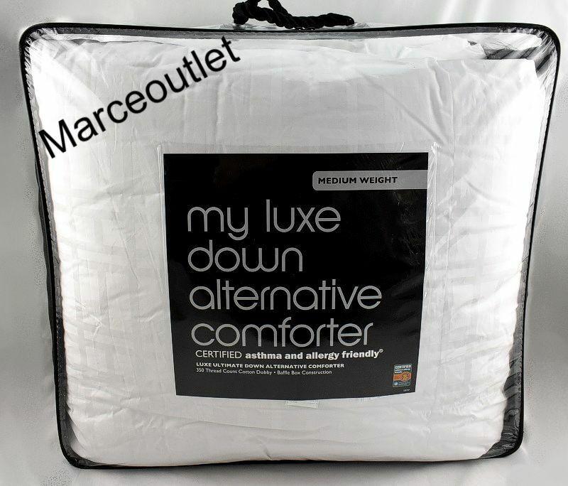 Department Store My Luxe Down Alternative KING Comforter Medium Weight - $63.00