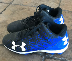 Under Armour youth size 5.5 baseball cleats