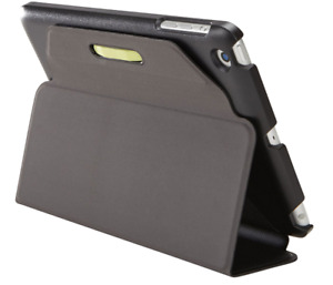 New, Caselogic CSIE-2140 Black Snap View 2.0 Case for iPad mini