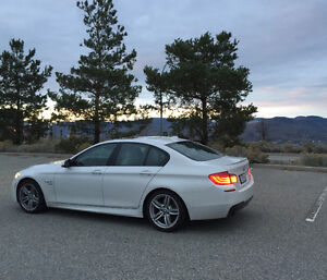 2011 BMW 535i Xdrive with M Sport Package