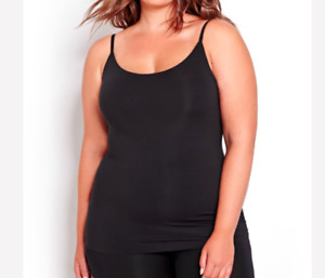 Spanx Convertible Cami   3x Blk or Light (New)$25 or less