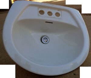 Sink, bath or such, with drain, only  used about 2 months, $10