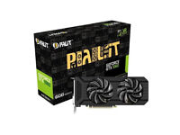 Palit GeForce GTX 1060 6GB Dual Boost Graphics Card