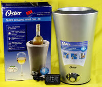 For Sale. Oster Quick Chilling Wine Chiller
