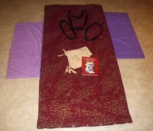 Ensemble tapis Massage yoga-thaï