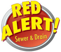 Red Alert Emergency Sewer & Drain Cleaning: Save $ Free Warranty
