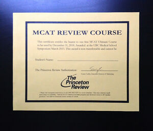 The Princeton Review is a household name when it comes to MCAT test prep. They have more than 4, instructors in the US and Canada and even more in other countries. Like Kaplan, The Princeton Review offers many different MCAT test prep classes and materials.