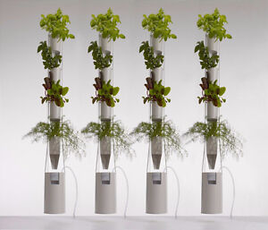 Windowfarm - Vertical Food Garden