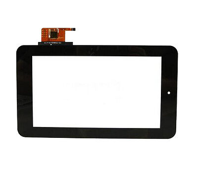 For HP Slate 7 Wifi Version Touch Screen Digitizer Glass Sensor Lens Replacement (Hp Slate 7 Glass)