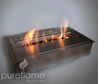 Bio Ethanol Burners & Fireplaces suitable for indoor/outdoors