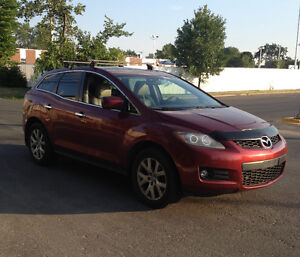 2007 Mazda CX-7 GS Red MOST OF KM HIGHWAY