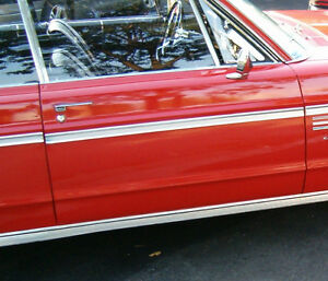 1965 Plymouth Fury - Doors