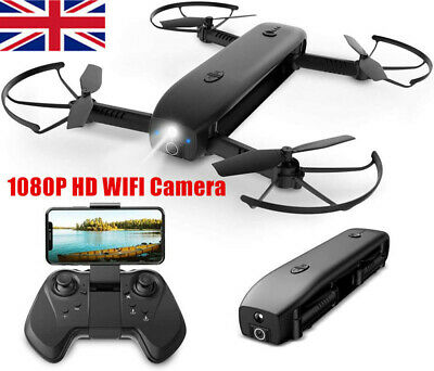 Holy Stone HS161 Foldable RC Drone With HD 1080P Camera WIFI FPV Quadcopter NEW