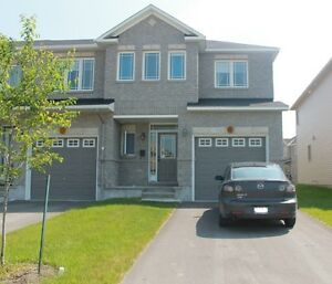 Executive Town Home in Orleans (end unit) - 3 bedrooms