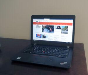 """Lenovo ThinkPad E460: 14"""" FHD, 8GB, 240GB, USB 3.0, HDMI"""