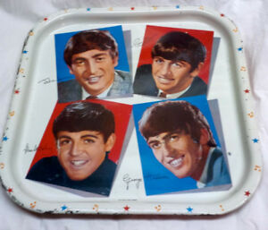 Beatles Serving Tray