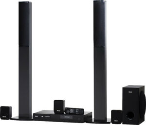 RCA 1000 Watt DVD Home Theater System, New