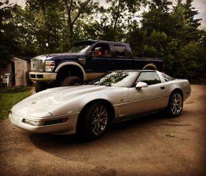 1996 Corvette Lingenfelter and Collectors Edition !!