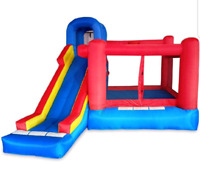 Bouncy castle rental available