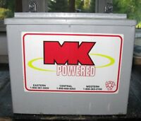 Mk Gel Battery