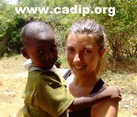 Social volunteer work in Kenya