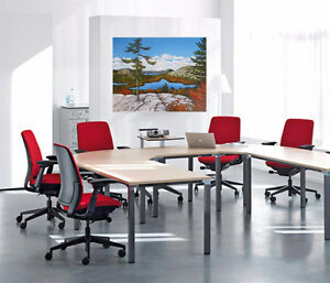 Enliven HOME or OFFICE space with original Canadian ART West Island Greater Montréal image 4