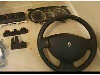 Clio parts