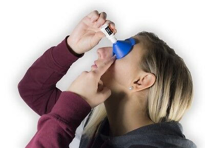 Flents Accu-Drop - Easy to Use Eye Drop Dispenser, Dry Eye & Red Eye Care