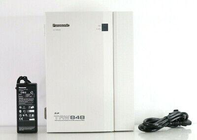 Panasonic Taw848 Advanced Hybrid Wireless Pbx B C1