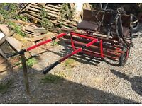 Horse - Cart and Harness Cheap!! L@@K
