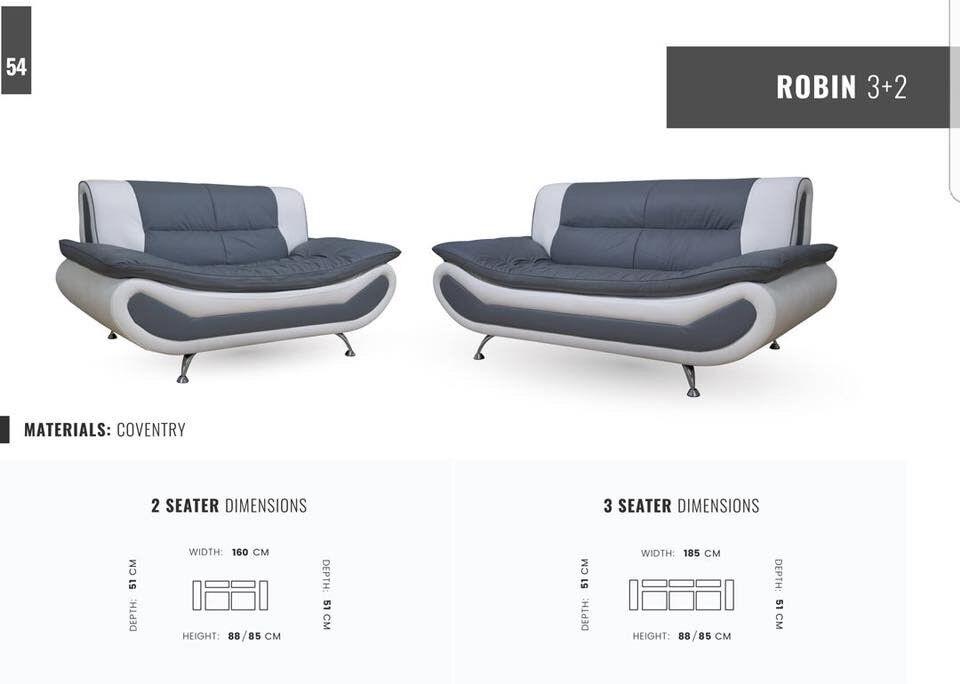 SOFA SALE PRICES: ROBIN SOFA RANGE: 3+2 SOFA SETS AVAILABLE IN 2 ...