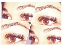 HALF PRICE! Only £30! LONG LASTING (4-8weeks) INDIVIDUAL Volume eyelash extension