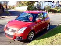 Suzuki Swift Sport VVT 1.6L, 1586cc, Petrol, 3 Door, 2008, Great Condition, Very Low Milage.