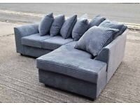 ✨BRAND NEW DYLAN JUMBO CORD *CORNER OR 3+2 SEATER*SOFA IN STOCK🌟 ✨
