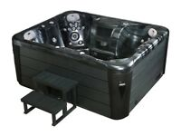 ☆ BRAND NEW LUXURY HOT TUB SPA WHIRLPOOL BELLINI+ 5 SEAT RRP £4999 FREE ACCESSORIES!