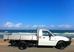 UTE AND A MAN FOR HIRE Main Beach Gold Coast City Preview
