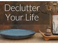 Decluttering/Cleaning service