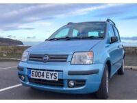 Fiat Panda 2004 1.2 hatchback 5doors Electric sunroof, alike fiat 500