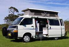 Toyota Hiace Automatic Pop-top Campervan Loaded with Features Albion Park Rail Shellharbour Area Preview