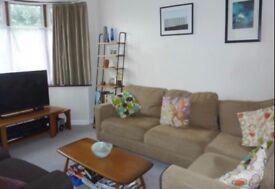 3 bedroom house - semi-detached, large garden, 3 bedrooms, driveway, 2 living rooms, large garage
