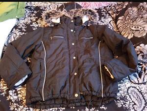 Black coat for ladies